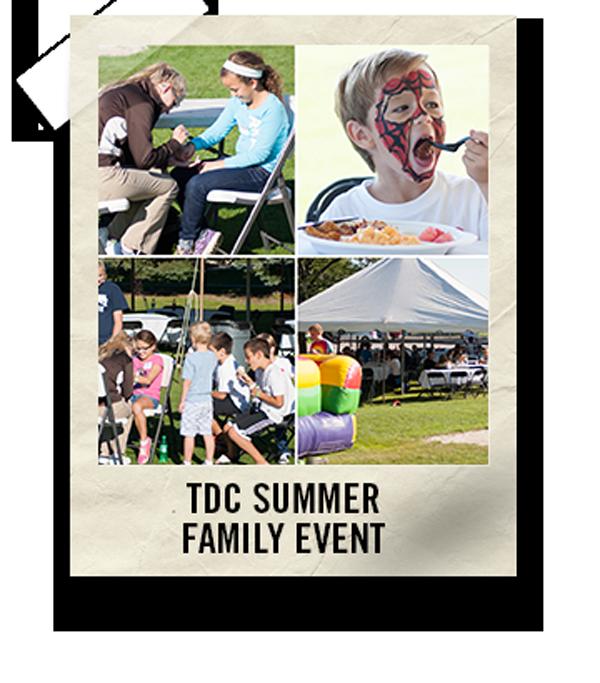 TDC Summer Event