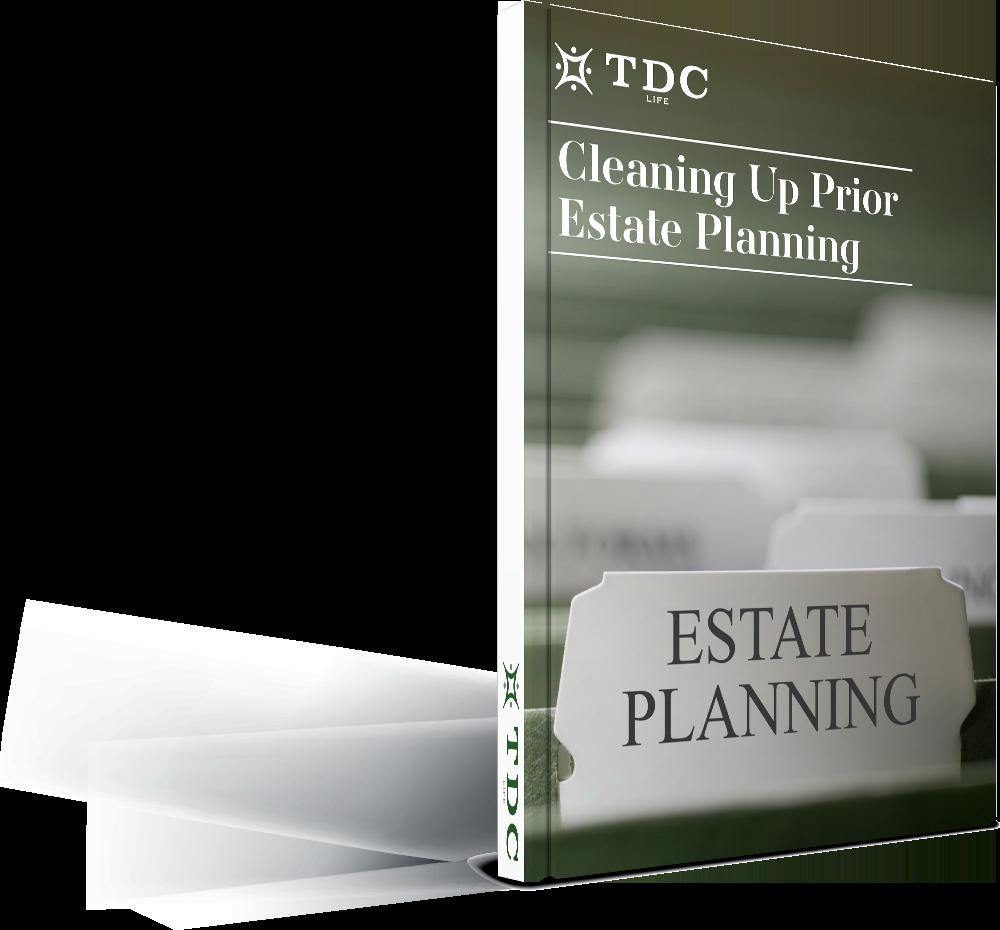 estate planning mockup