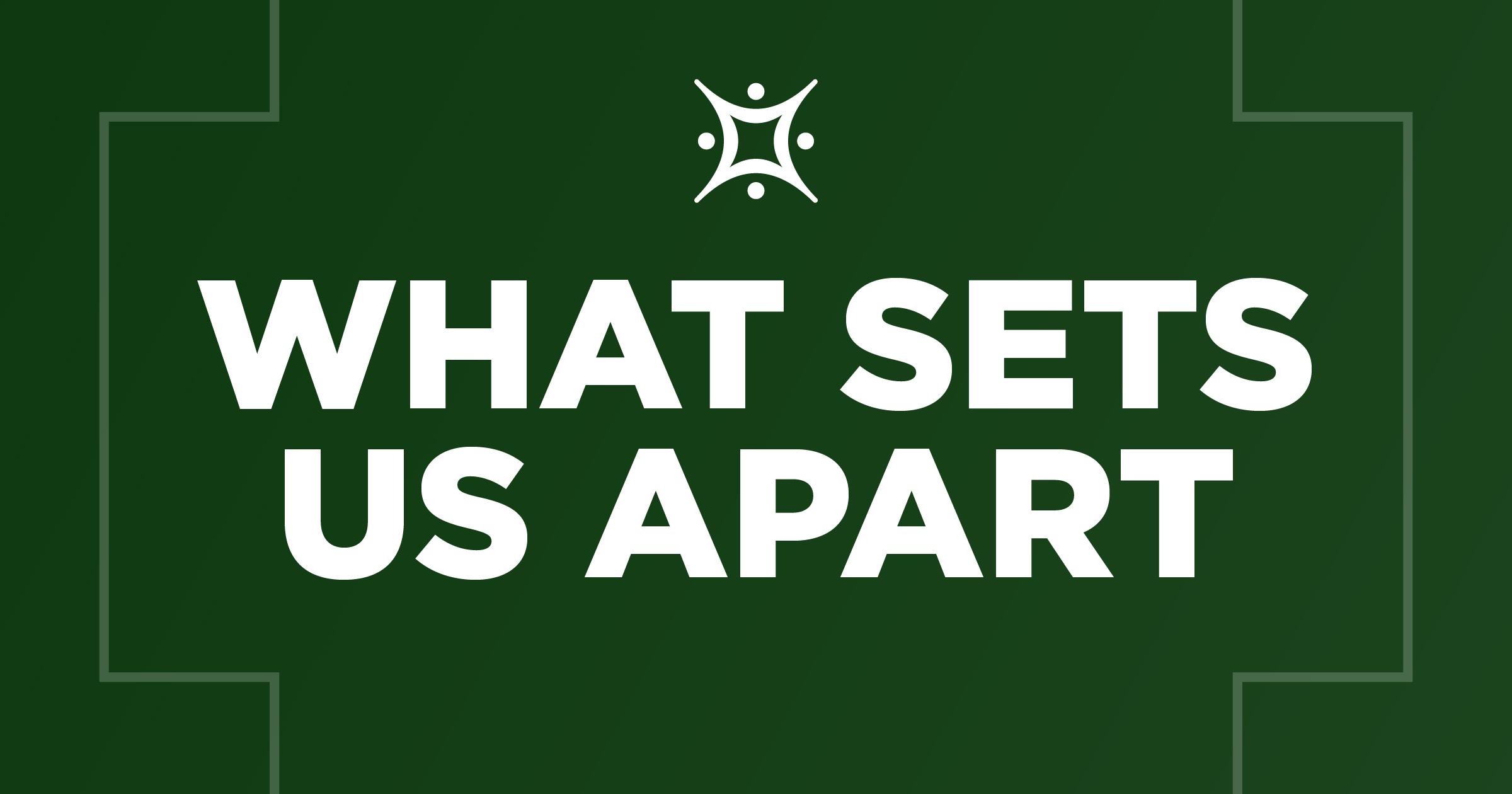 What Sets TDC Apart?