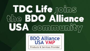 TDC Life to Provide Services to BDO Alliance USA